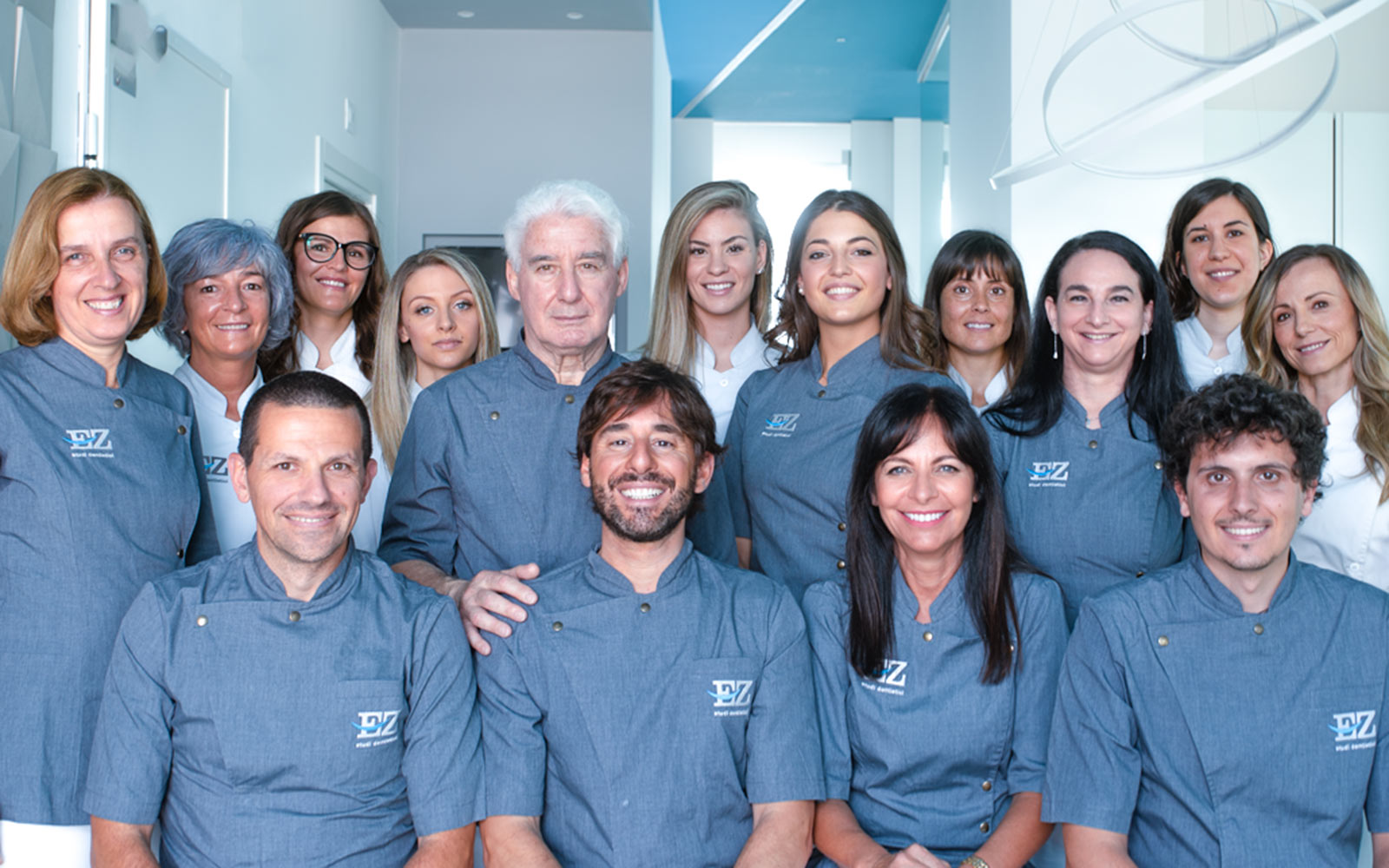 Team Studio Dentistico EZ Zamprogno